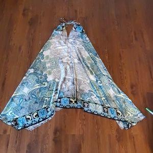 Kerchief dress